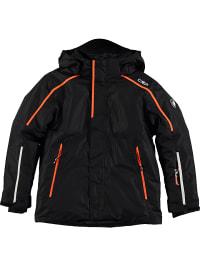 CMP Ski-/ Snowboardjacke in Schwarz   23% Rabatt   Größe 104   Kinder outdoor   08056381128323