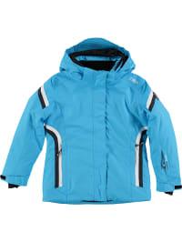 CMP Ski-/ Snowboardjacke in Hellblau   49% Rabatt   Größe 164   Kinder outdoor   08056381129290