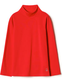 Benetton Rollkragenpullover in Rot | 39% Rabatt | Größe 158/164 | Babypullover | 08032652759519