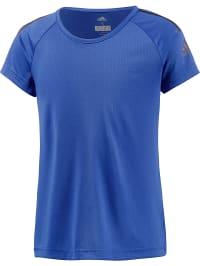 Adidas Funktionsshirt in Blau | 59% Rabatt | Größe 116 | Kinder oberteile | 04059322071201
