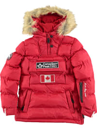 Canadian Peak Parka ´´Buonacheak´´ in Rot | 77% Rabatt | Größe 164 | Kinderjacken | 03664138123238