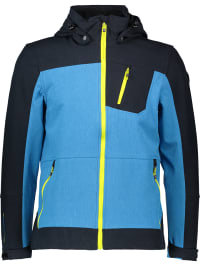 Killtec Softshelljacke ´´Gersom´´ in Blau | 56% Rabatt | Größe XL | Herrenjacken | 04056542618612