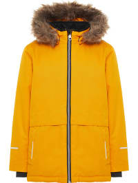 Name it Winterjacke ´´Snow08´´ in Gelb | 32% Rabatt | Größe 164 | Kinderjacken | 05713729411112