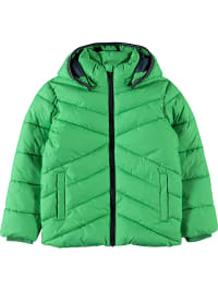 Name it Winterjacke ´´Mil´´ in Grün | 34% Rabatt | Größe 146 | Kinder outdoor | 05713732852612