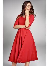 53f0bf654b 46%  . Risk made in warsaw. Sukienka w kolorze czerwonym