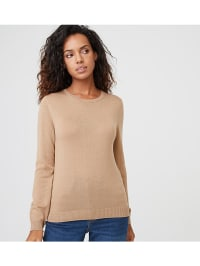 Rodier - Woll-Pullover in Hellbraun   limango Outlet 518a693dc5