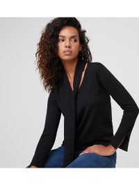 Rodier - Woll-Pullover in Schwarz   limango Outlet 090eec5a20