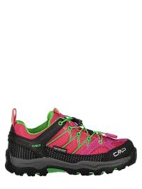 CMP Trekkingschuhe in Pink | 44% Rabatt | Größe 38 | Kinder sportschuhe | 08058329701773