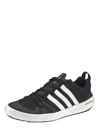 Adidas Sportschuhe ´´Terrex CC Boat´´ in Schwarz   35% Rabatt   Größe 43   Damen sportschuhe   04057283626898