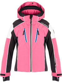 Hyra  Ski-/ Snowboardjacke ´´Coira´´ in Rosa | 48% Rabatt | Größe 164 | Kinder outdoor | 06546026151844