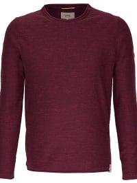 Camel Active Pullover in Beere | 46% Rabatt | Größe XL | Herren pullover strick | 04041227806224