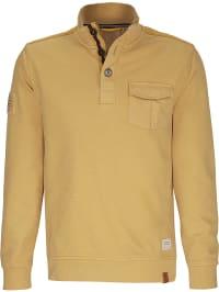 Camel Active Sweatshirt in Gelb | 47% Rabatt | Größe XL | Herren pullover sport | 04041227808747