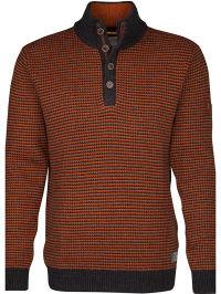 Camel Active Pullover in Orange | 49% Rabatt | Größe XL | Herren pullover strick | 04041227797201