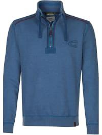 Camel Active Sweatshirt in Blau | 47% Rabatt | Größe XL | Herren pullover sport | 04041227799182