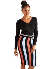 Yumi Knielange Röcke für Frauen günstig   -80% Outlet SALE 7a4847b710