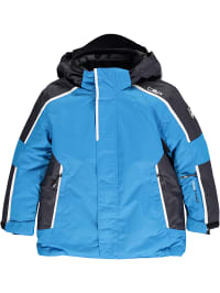 CMP Ski-/ Snowboardjacke in Blau   36% Rabatt   Größe 140   Kinder outdoor   08056381017535