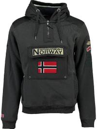 Geographical Norway  Sweatshirt ´´Gymclass´´ in Anthrazit | 64% Rabatt | Größe M | Herren pullover sport | 03543114717114