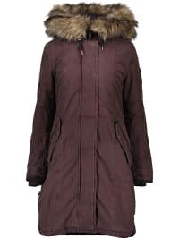Khujo  3in1 Wintermantel ´´Meryem 2´´ in Braun | 69% Rabatt | Größe XL | Damenjacken | 04056852575469