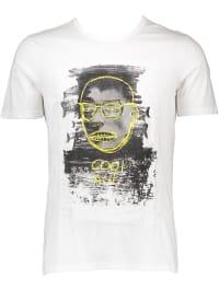 26b291d0893834 79%  . Sisley. Shirt in Weiß