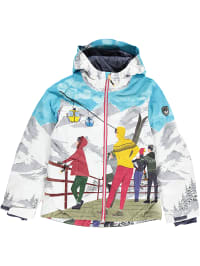 CMP  Ski-/ Snowboardjacke in Bunt | 62% Rabatt | Größe 164 | Kinder outdoor | 08055199843503