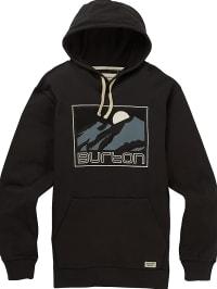 Burton  Sweatshirt ´´Sled Runner´´ in Schwarz | 57% Rabatt | Größe S | Herren pullover sport | 09009521077424