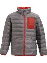 Burton  Daunenjacke ´´Evergreen´´ in Grau | 66% Rabatt | Größe 176 | Kinder outdoor | 09009521114716
