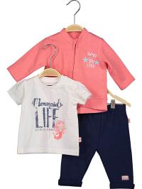 Blue Seven  3tlg. Outfit in Dunkelblau | 63% Rabatt | Größe 68 | Baby shirts | 04055852066090