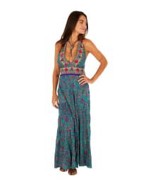 de96636f04bb6a 69%  . Ipanima. Maxi-jurk turquoise