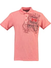 4271c0fb5e190f 56%  . Canadian Peak. Poloshirt in Lachs