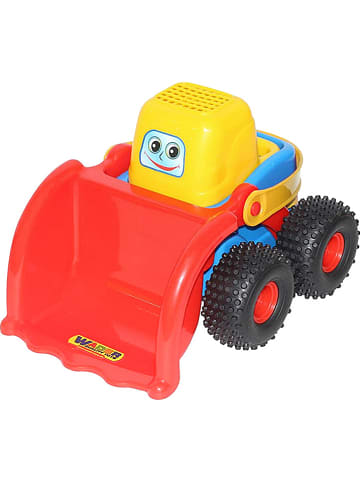 Wader Quality Toys LKW Sunnyland mit Gummireifen: