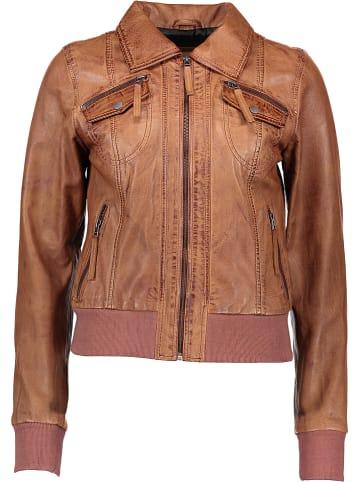 Modern und elegant in der Mode Original- zum halben Preis Günstige Damen Lederjacken im Outlet SALE bis zu -70%