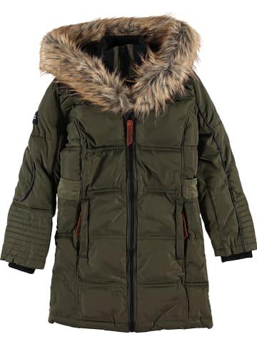 Winterjacken in Khaki für Jungs günstig online kaufen bei