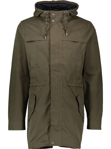 Jack Wolfskin Mens Summit Peak Jacket Burnt Olive A1512612