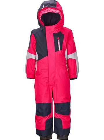 Skihose Schneehose grau 98//104 Winter Hose warm Jungen Mädchen Schneefang