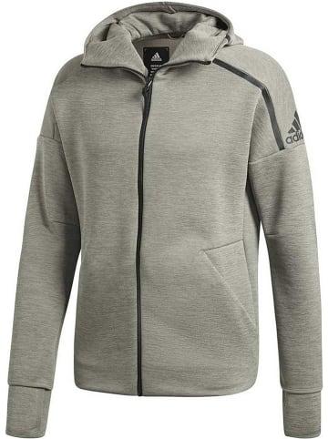Adidas Bluzy i kurtki treningowe wyprzedaż online 80