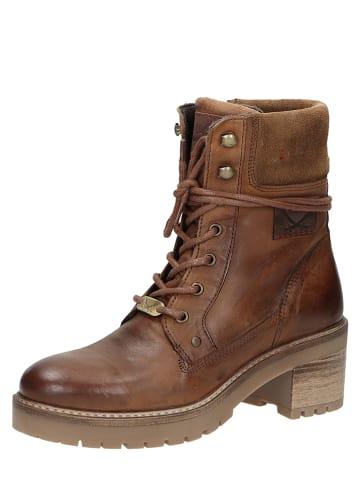 Sansibar Shoes Botki - medium brown