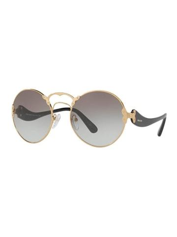 PRADA Okulary przeciwsłoneczne 0PR 57TS w kolorze czarno