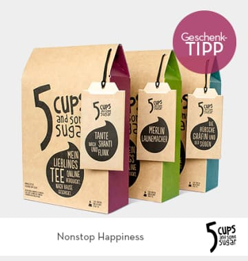 5 Cups Tee
