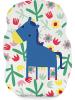 """Kussen """"Little Horse"""" meerkleurig"""