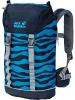 """Plecak """"Jungle Gym"""" w kolorze błękitnym - 22 x 39 x 15 cm"""