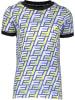 Koszulka w kolorze niebiesko-żółtym