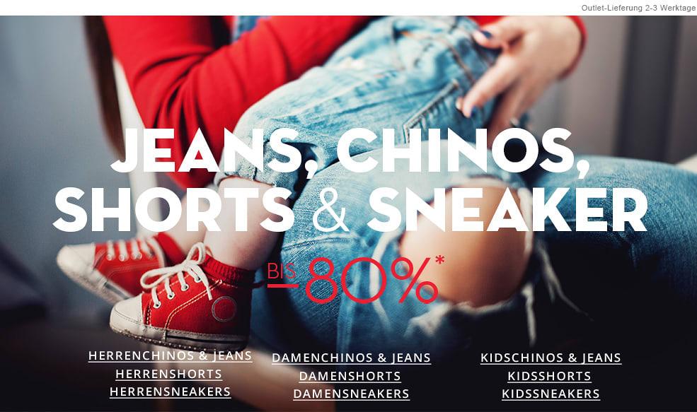 limango Outlet: Mode, Schuhe, Kinderkleidung bis -80% günstig kaufen