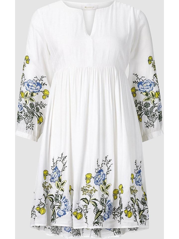 Rich & Royal Kleid in Weiß günstig kaufen | limango
