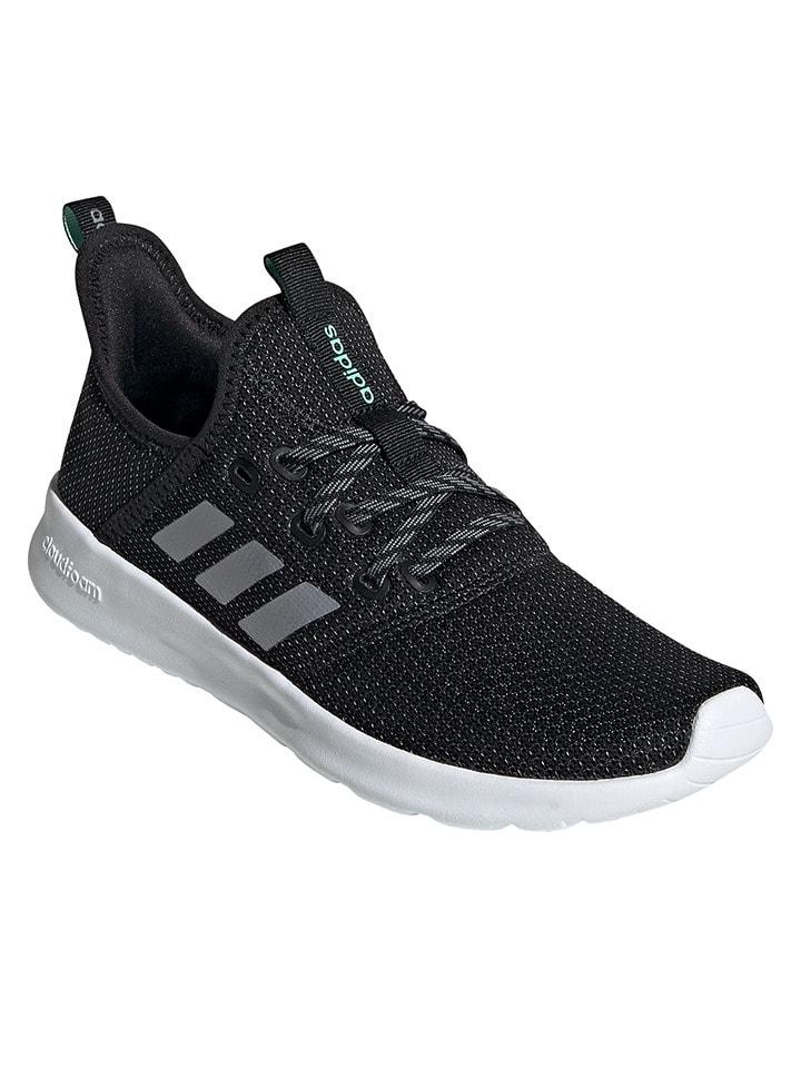 "Adidas Sneakers ""Cloudfoam Pure"" in Schwarz"