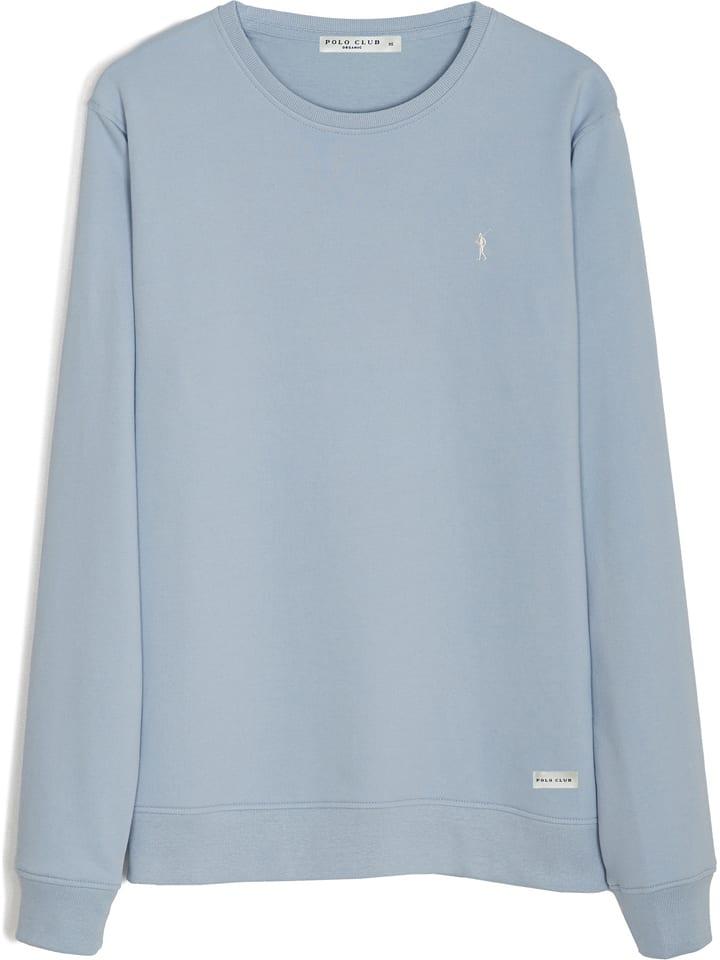 Polo Club Bluza w kolorze błękitnym