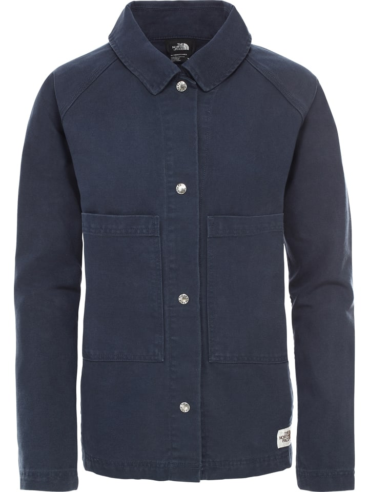 "The North Face Functionele jas ""Berkeley"" donkerblauw"