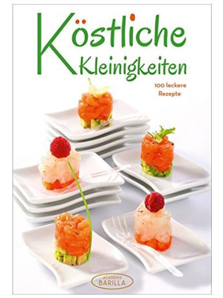 """White Star Kochbuch """"Köstliche Kleinigkeiten"""""""