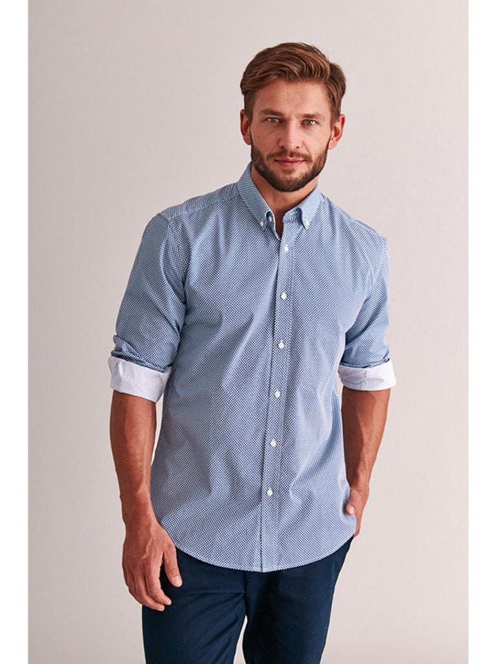 TATUUM Koszula w kolorze niebieskim
