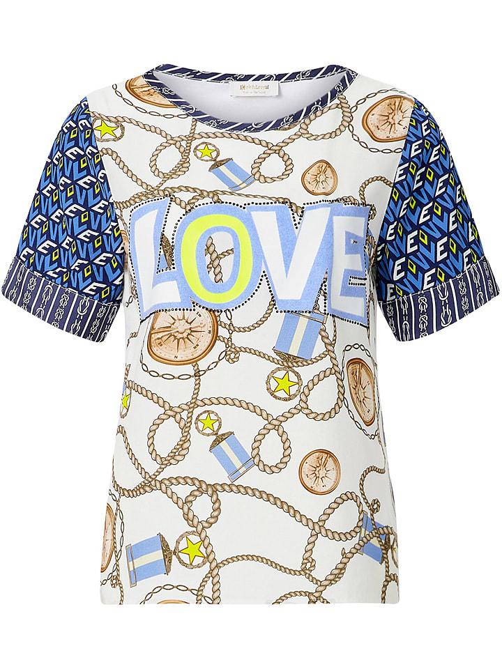 Rich & Royal Koszulka ze wzorem