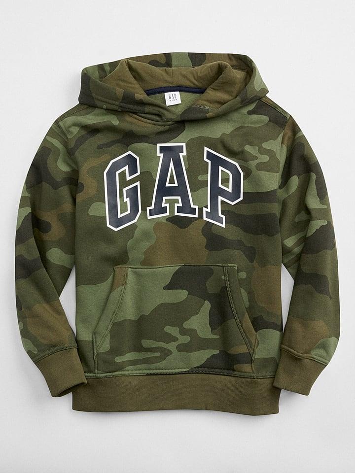 GAP Bluza w kolorze khaki